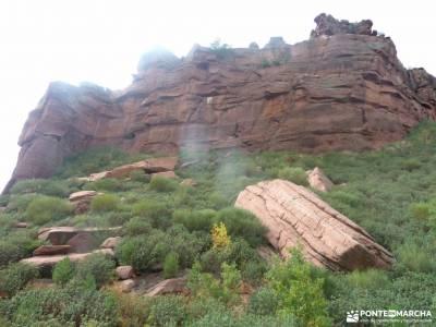 Valle de los Milagros-Cueva de la Hoz; caminatas por madrid senderismo sierra norte madrid excursion